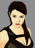 tomb raider cartoon