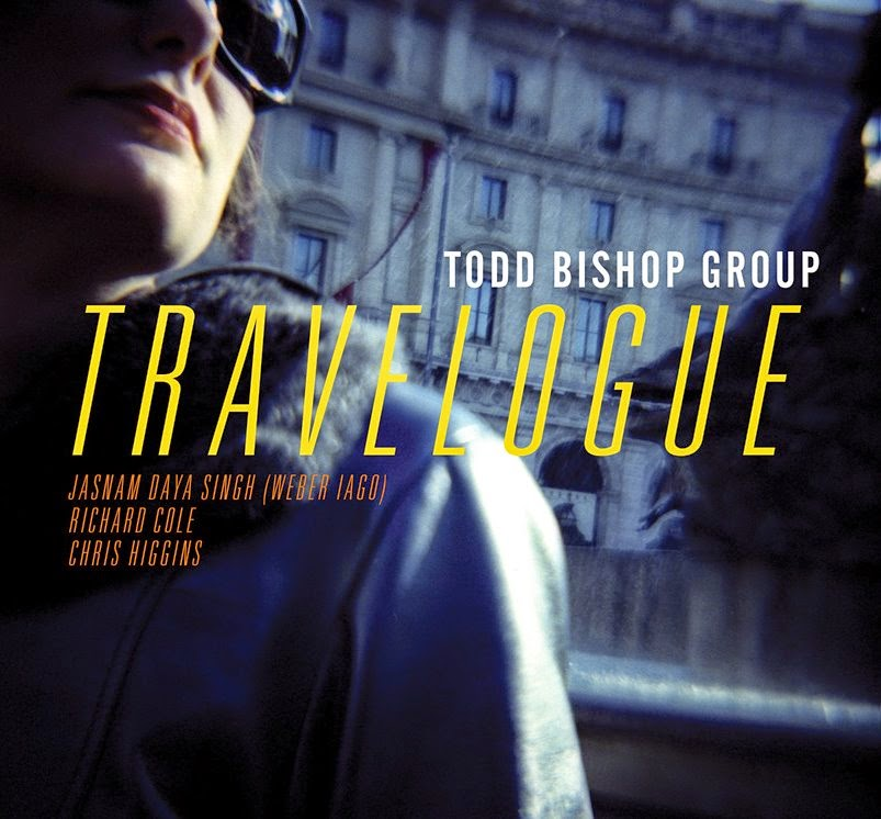 NEW CD for 2014: Travelogue