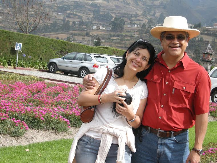 Alfredo Carrera y María del Rosario Carrillo
