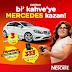 Nescafe 3ü1 Arada Mercedes Benz Çekilişi ve Sonuçları