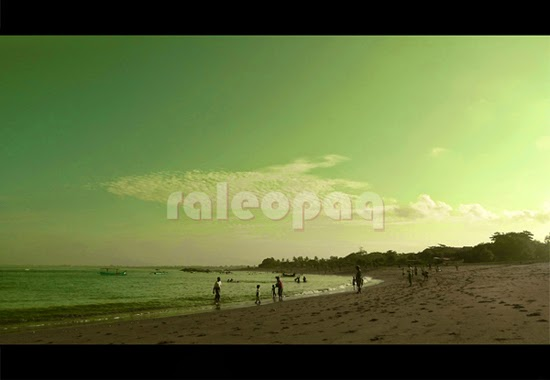 Pantai Jerman merupakan salah satu objek wisata di Bali yang lokasinya berada di antara Pantai Kuta dan Bandara Ngurah Rai.
