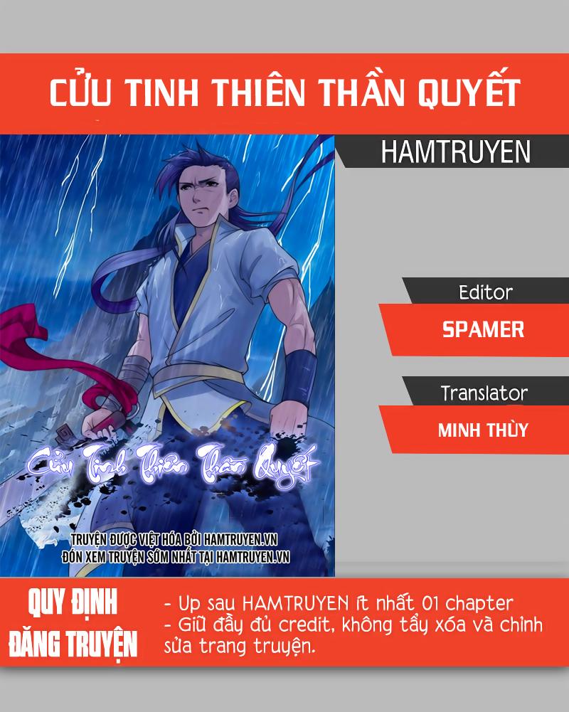 Cửu Tinh Thiên Thần Quyết Chap 110 Upload bởi Truyentranhmoi.net