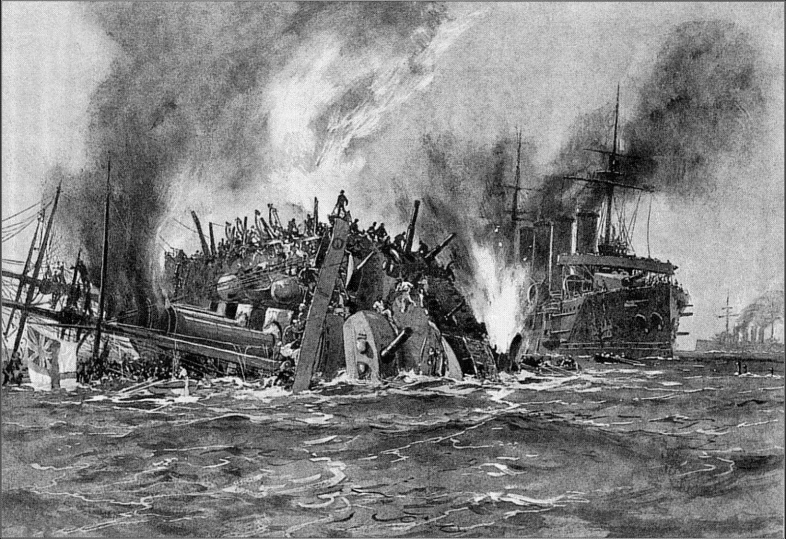 Gunboat Diplomacy: The Franco-Siamese War of 1893 2