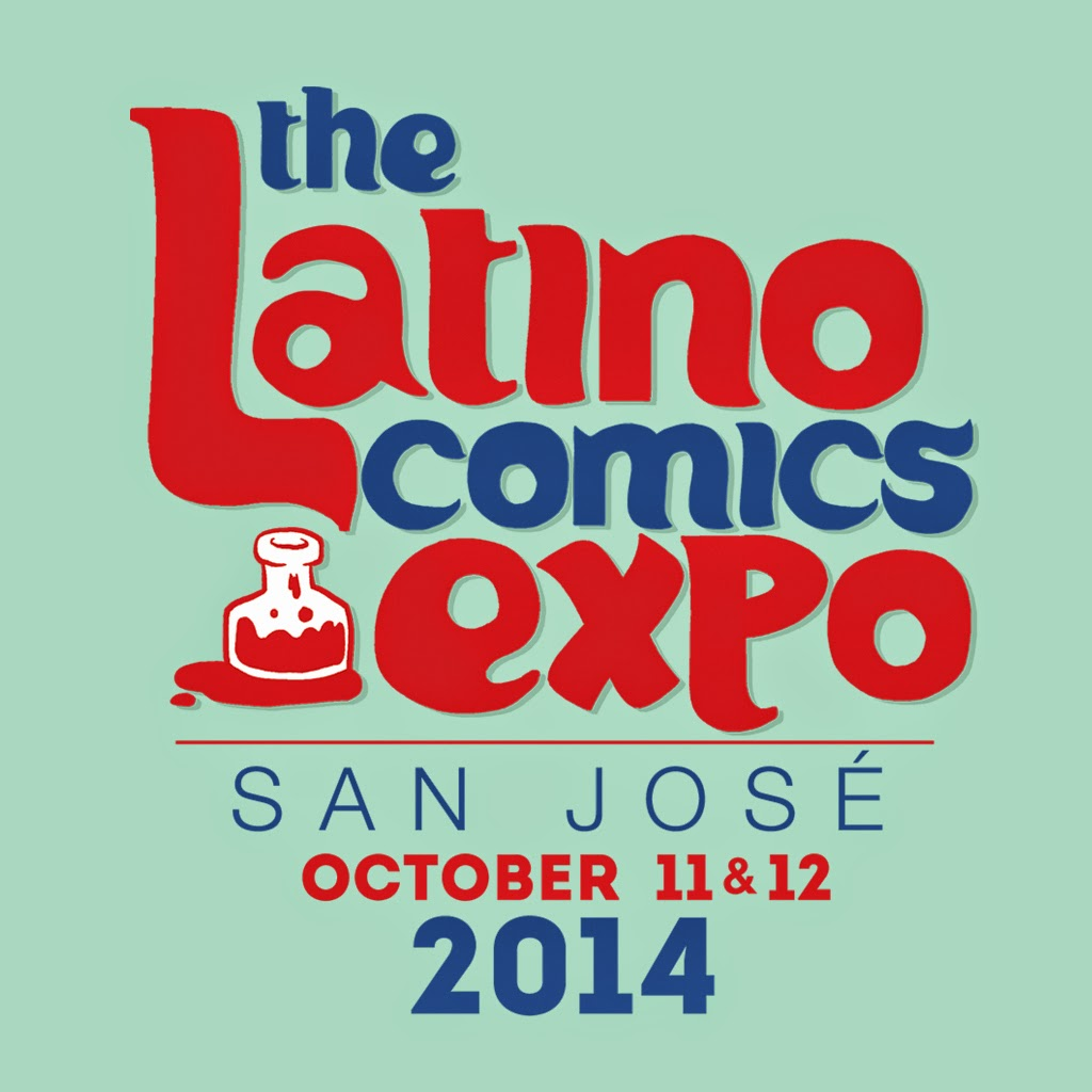 Latino Comics Expo 2014