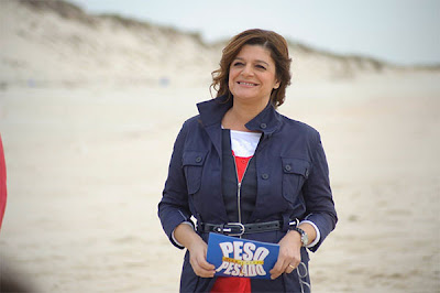 "Júlia Pinheiro vai apresentar novo ""reality show"" na SIC"