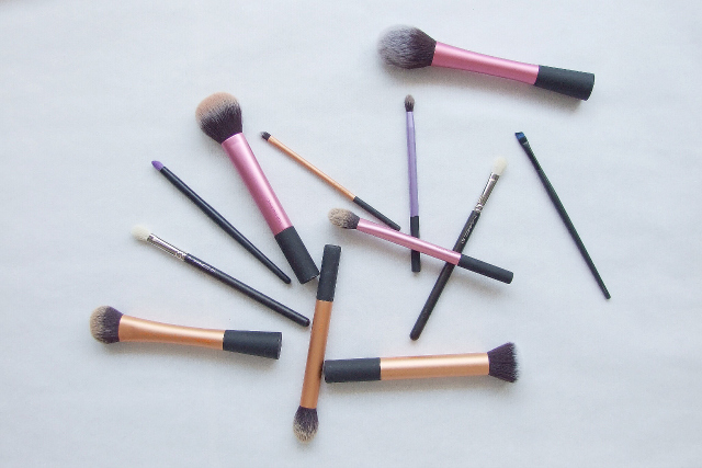 #makeup #brush #realtechniques