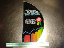 Prêmio Empresarial Sul Brasil/2012