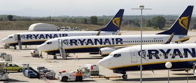 Ryanair vai ter voos para Israel a partir de novembro