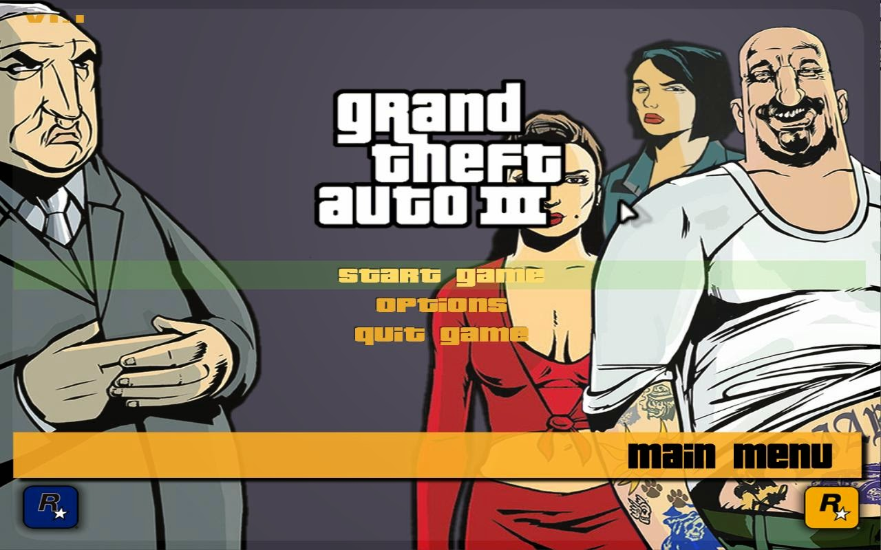 Grand Theft Auto 3 Download with Cheat Codes
