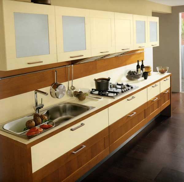 Kitchen Set Nuansa Hijau: Membuat Dapur Dengan Nuansa Natural