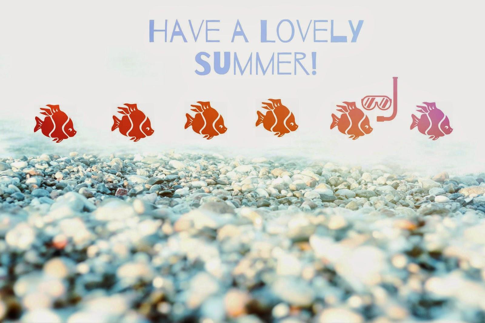 free summer card