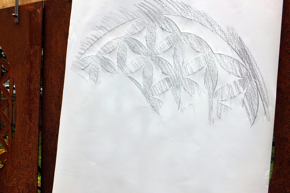 rubbings, rock paper, ,graphite pencil, Staedtler pens, Staedtler woodless graphite, heartstonepaper.com
