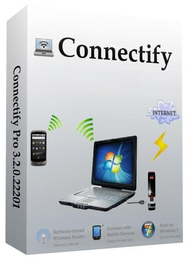Connectify Hotspot Pro and Dispatch 7.3.0.30245
