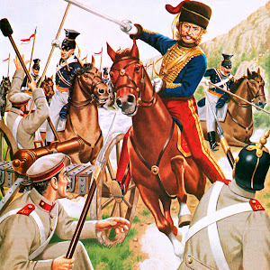 19th Century Cavalry Charge