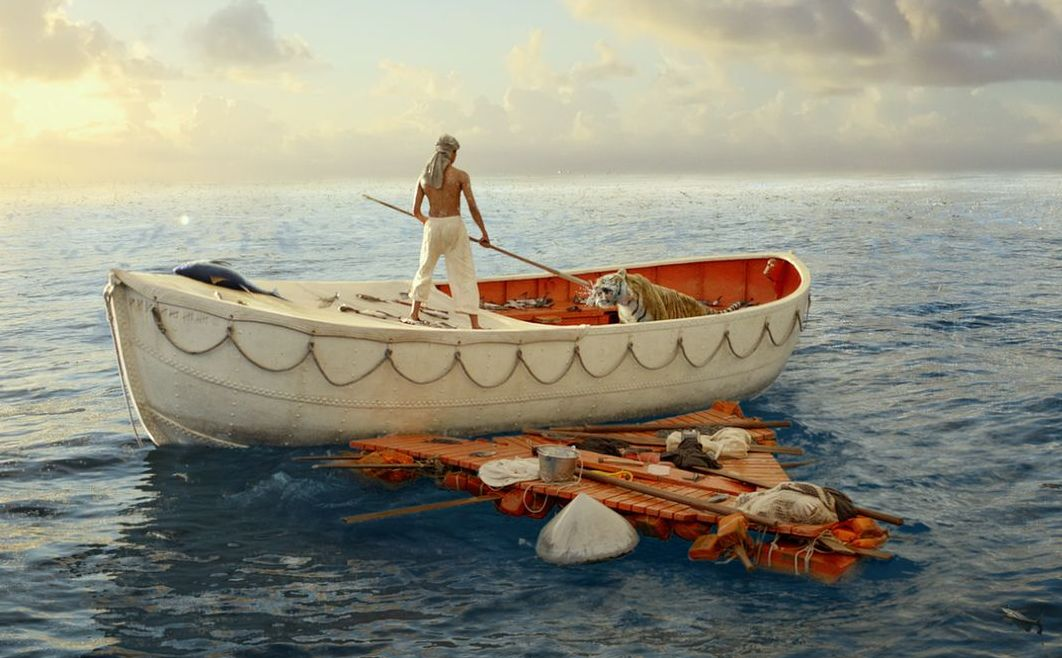 The film sufi life of pi ang lee 2012 for Life of pi cast