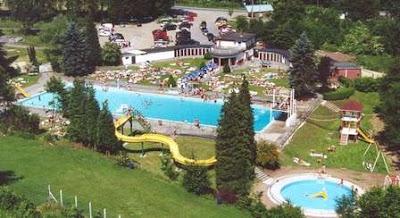 piscine extérieure malmedy  Liège