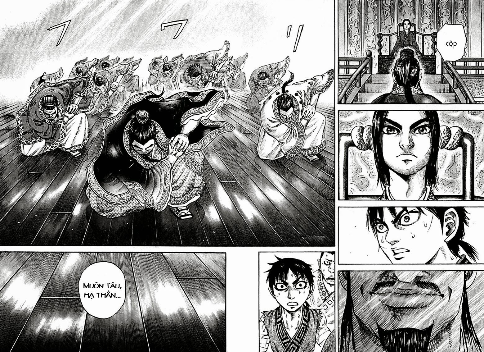 Kingdom – Vương Giả Thiên Hạ (Tổng Hợp) chap 97 page 18 - IZTruyenTranh.com