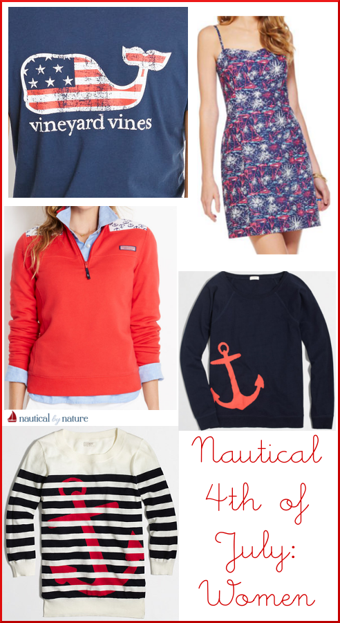 Nautical by Nature | 4th of July: Women