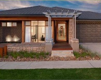 Fachadas de casas fachadas sencillas de casas peque as for Porches de casas pequenas