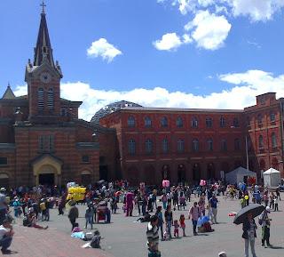 Templo del Divino Niño, Bogotá