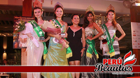 Miss Earth Singapore 2015
