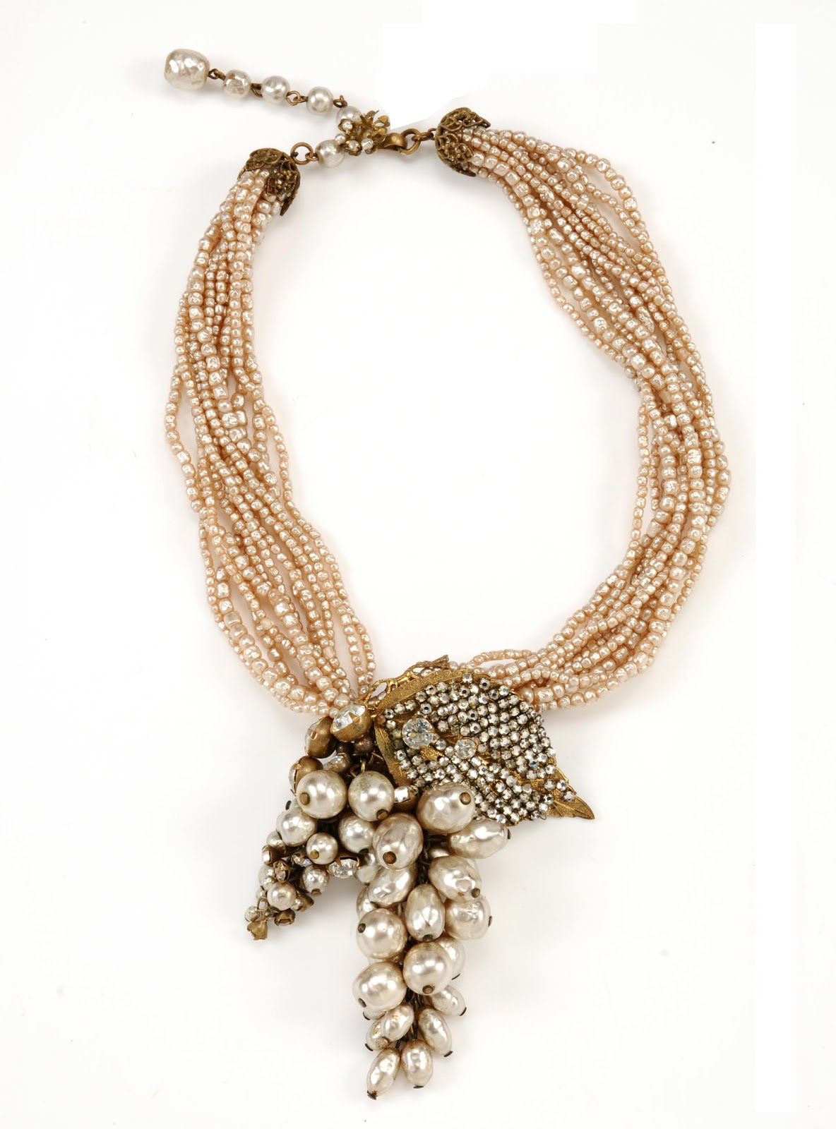 jewelry news network barbara berger s costume jewelry
