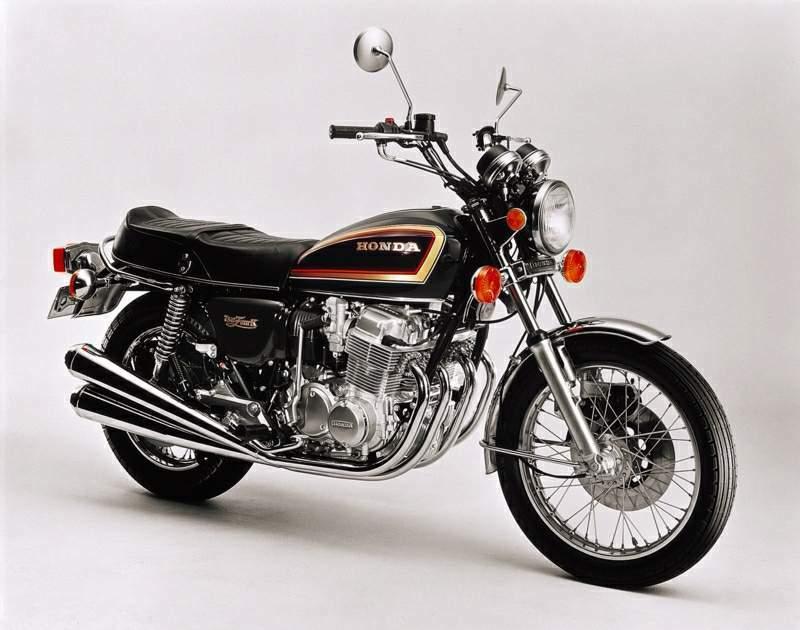 B l o g C e n d o l J a g u n g  History vintage Honda CB750