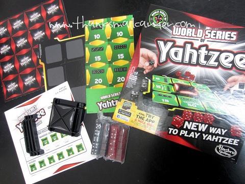 World Series of Yahtzee review