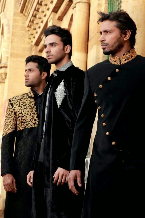 Royal Groom Sherwani Collection