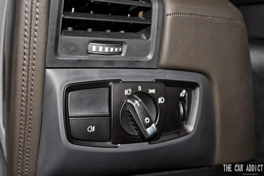 Automatic Light BMW i3