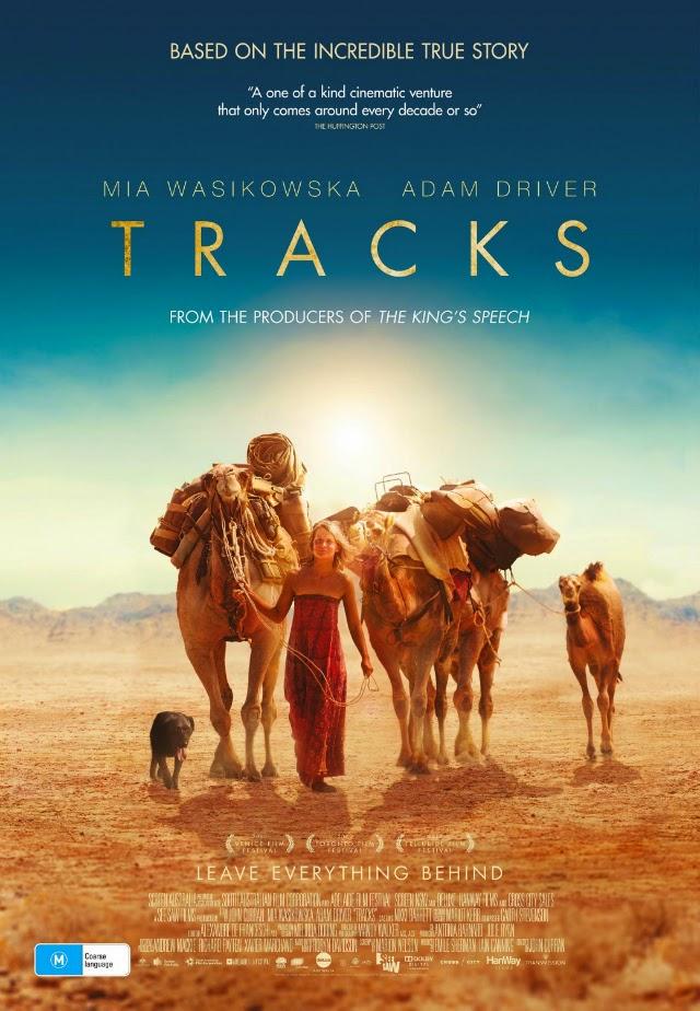 Tracks (El viaje de tu vida) - Solo Full Películas