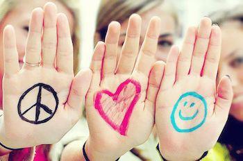 Paz, Amor y Felicidad