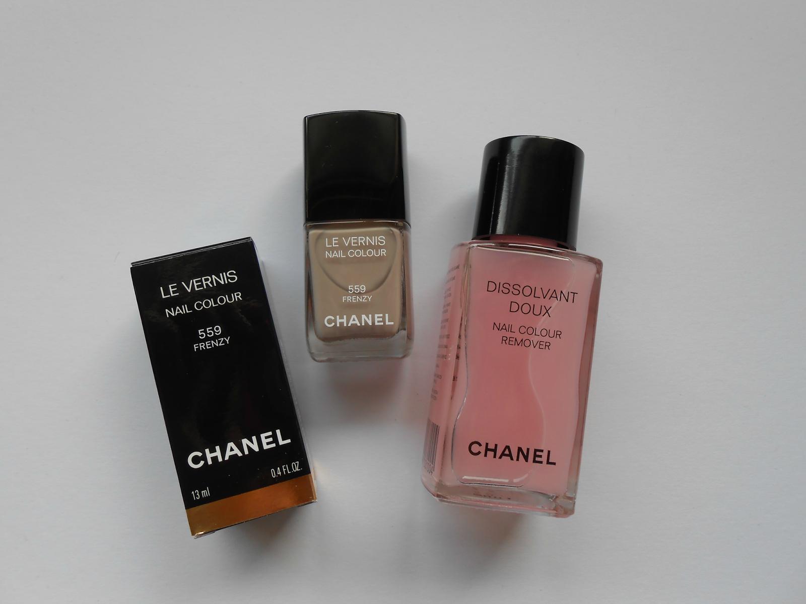 Chanel Nail Polish Remover Review