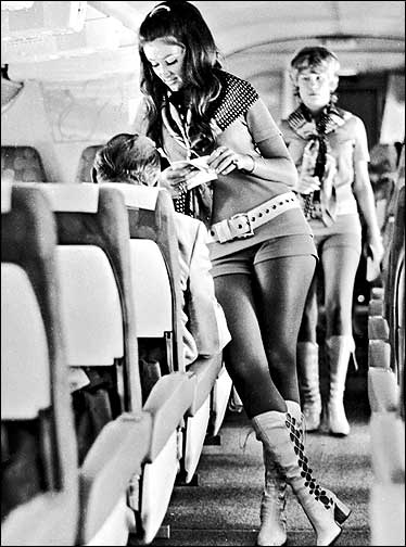 1970s+flight+attendant All In The Family (1970s). Starring: Saul T. Peter, Aida Pussee