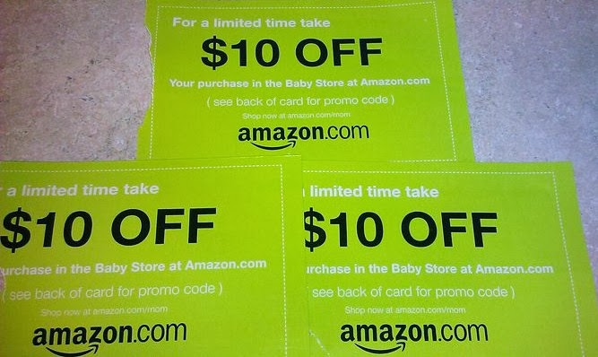Coupon codes for amazon
