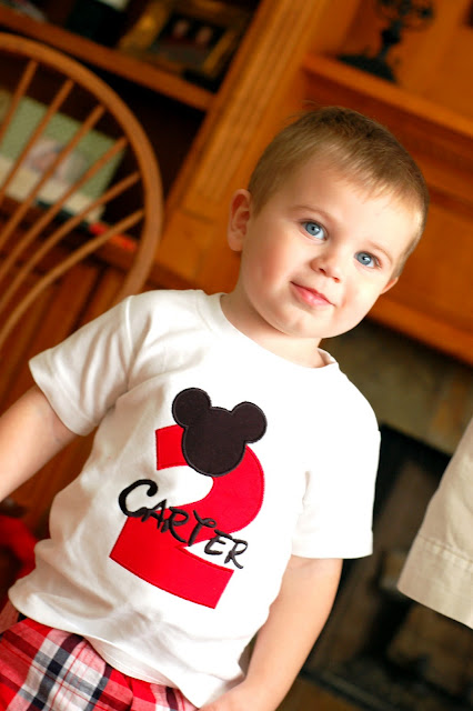 Some Pics Of The Birthday Boy Carters Shirt From Ella Graces Closet Here