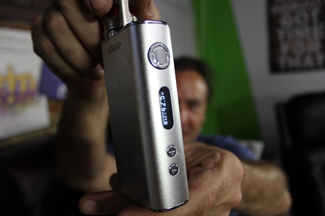 Buy Eleaf iStick 100W VV/VW Box Mod on official authorized distributor online store