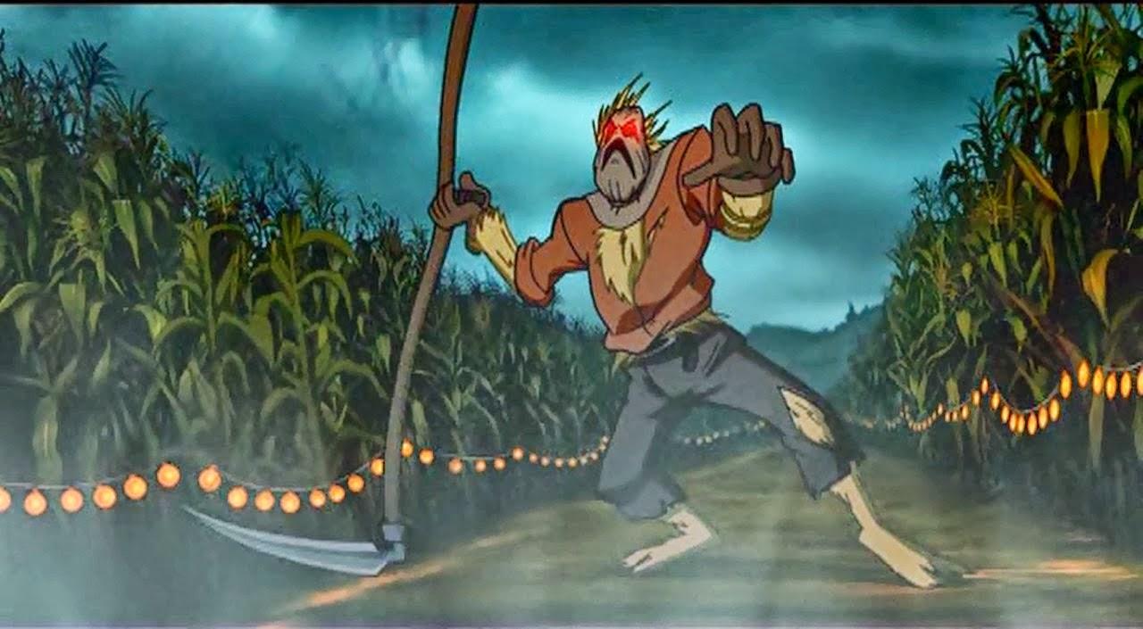 Scooby-Doo o Espantalho Sinistro