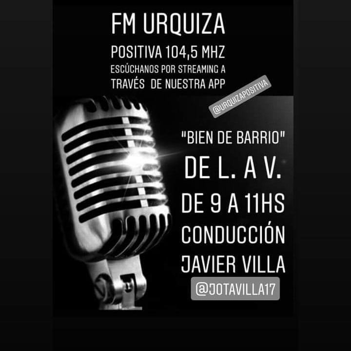 Escucha FM Urquiza Positiva