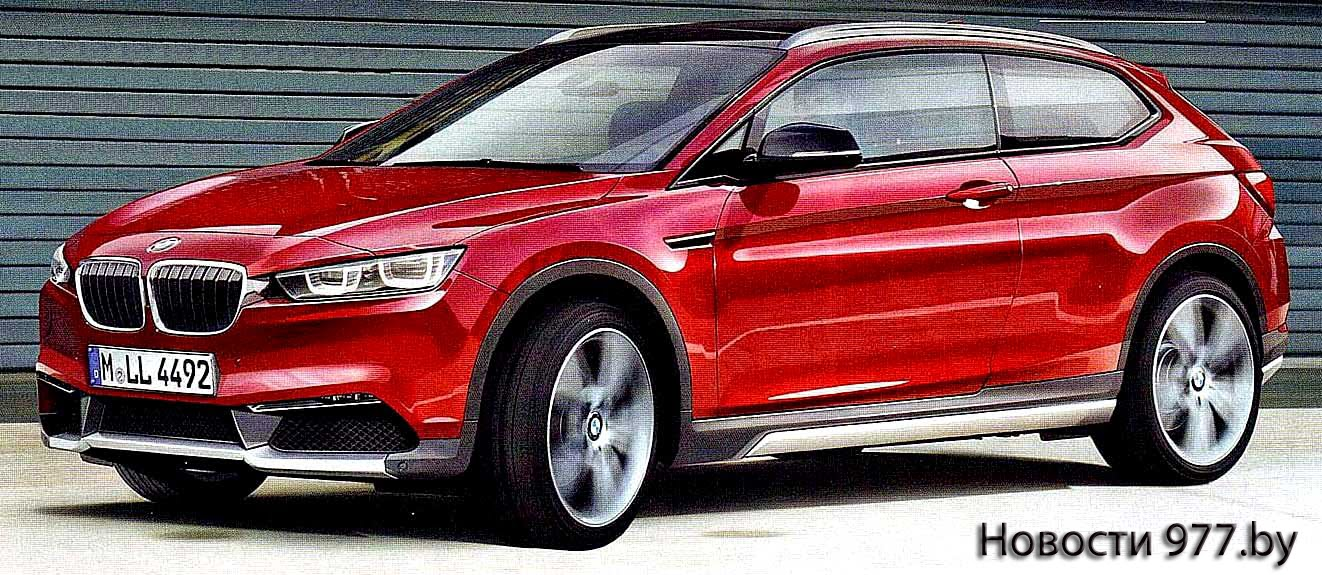 BMW X2 новости 977.by