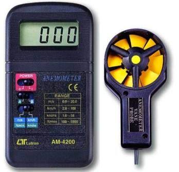 anemometer digital