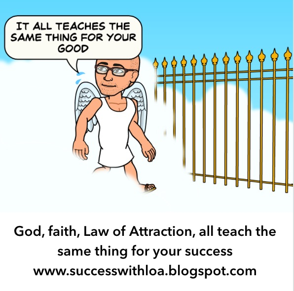 Comments law of attraction success stories
