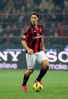 Zlatan Ibrahimović Ac Milan
