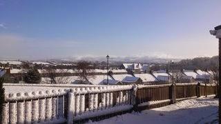 Bessbrook snow