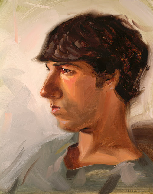 Nick by Rob Rey - robreyfineart.com