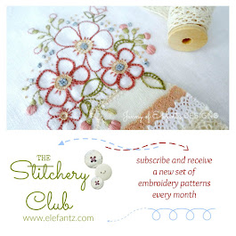 Monthly PDF pattern club