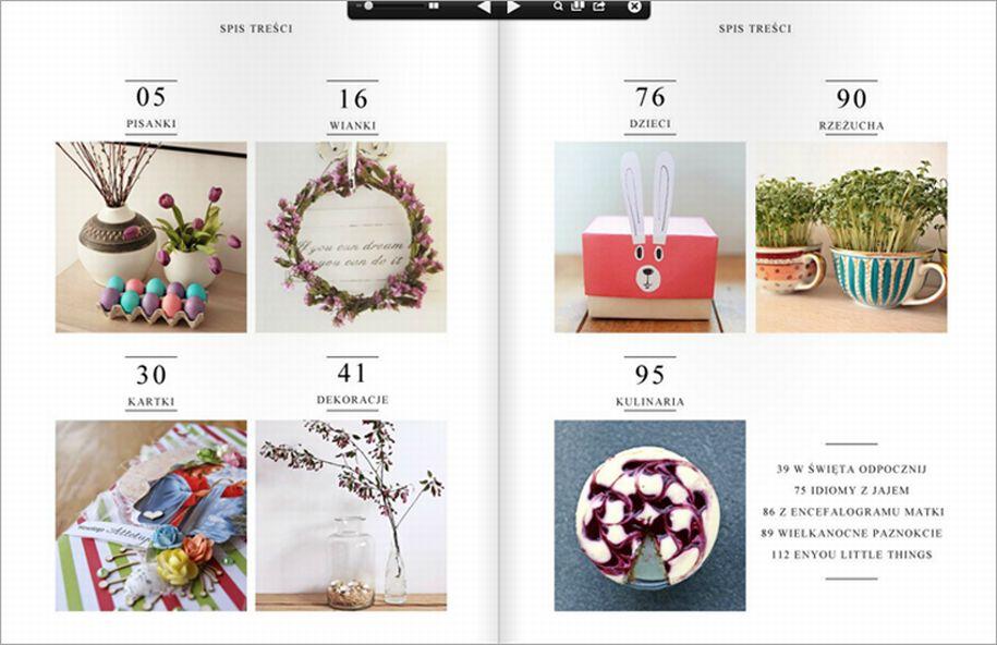 magazyn, issu, Diy, zrób to sam, Easter, Eastern, kulinaria, rzeżucha, dekoracje świąteczne