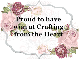 Crafting From The Heart - Winner