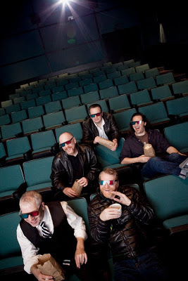Camper Van Beethoven to Release 'La Costa Perdida' - First Studio Album in Nine Years / Show at Stage 48 on Jan. 19th with Cracker