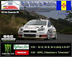 Rally Vinho da Madeira 2011